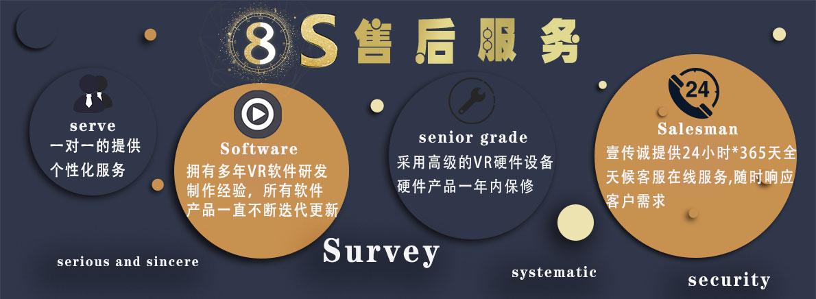 广州壹传诚VR、8S售后服务体系、壹传诚VR