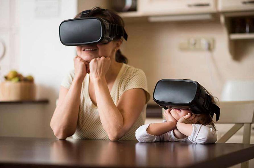 VR科技 VR教育
