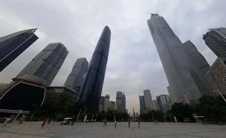 广州塔全景拍摄项目