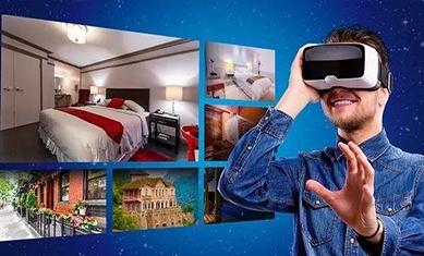 酒店+AR/VR,让酒店不只是简单住