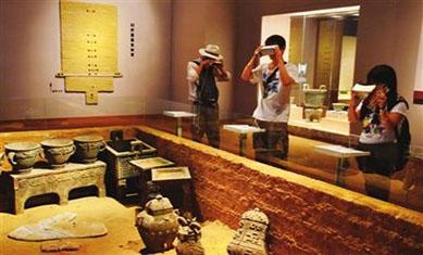 AR/VR异次元展现,让博物馆焕发新的生命力
